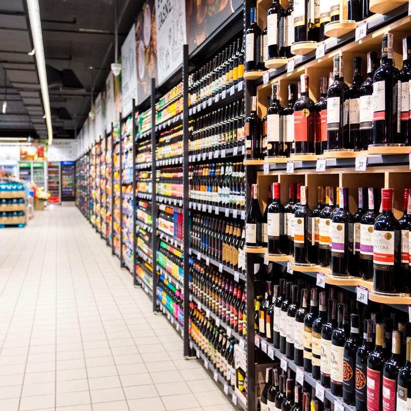 Butikkreoler Carrefour Market