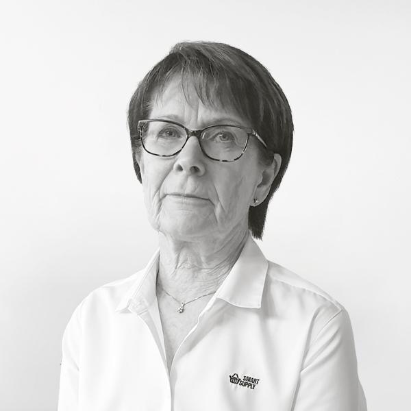 Wenche B Johansen
